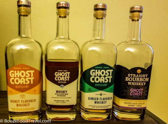 ghost coast whiskey