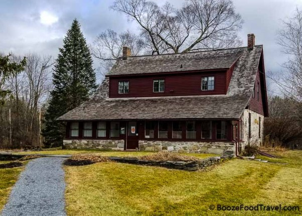 robert frost stone house
