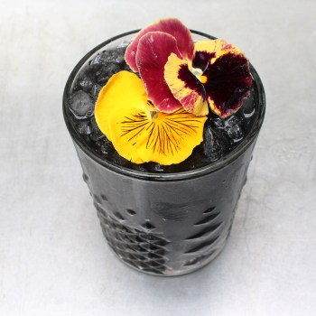 """<span class=""""entry-title-primary"""">When Drinks Go Dark</span> <span class=""""entry-subtitle"""">Charcoal and Cocktails, Together at Last</span>"""