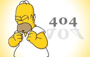 SEO Basics Homer Simpson