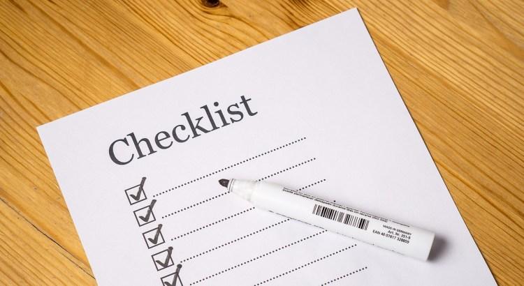 Conversion Optimierung Checkliste