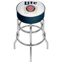 Miller Lite Bar Stool | OFFICIALLY LICENSED Miller Bar Stool