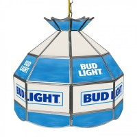 Bud Light Tiffany Lamp Light Fixture