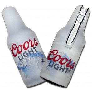 Coors Light 16 Oz Aluminum Bottle Koozie