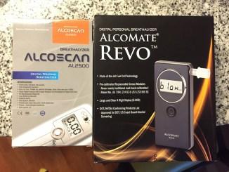 alcomate breathalyzer