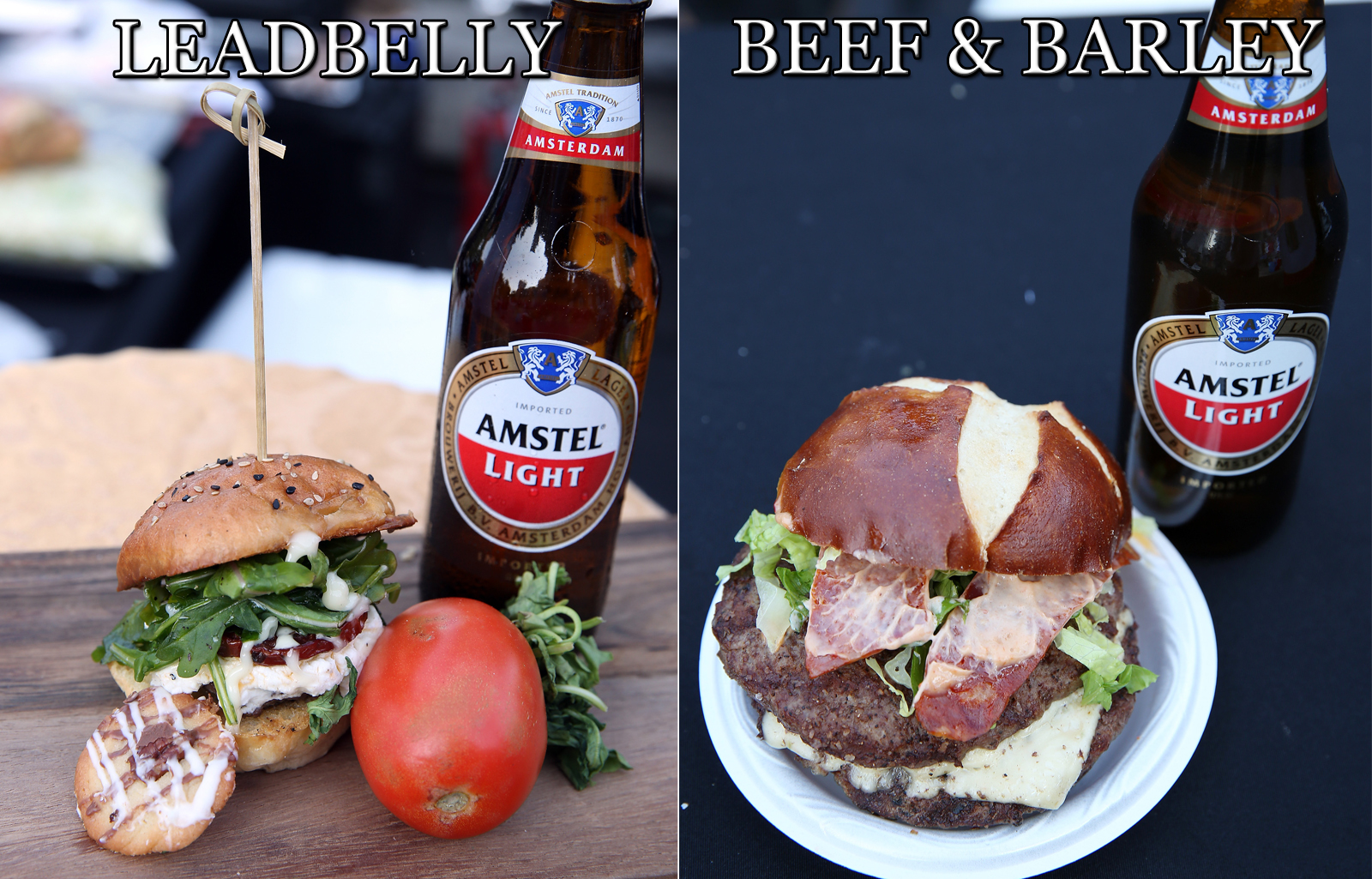 RedEye Chicago's Battle Of The Burger Presented By Amstel Light
