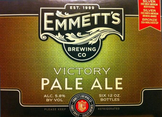 emmett's victory pale ale