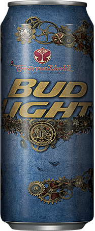 Bud Light TomorrowWorld Festival Can -Blue_can