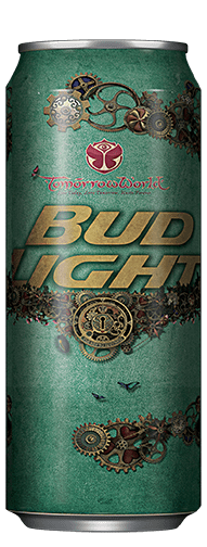 Bud Light TomorrowWorld Festival Can - Green_can