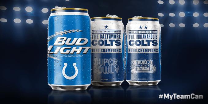 Colts Super Bowl Can