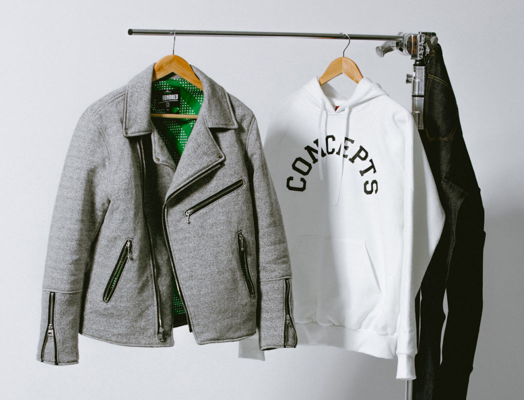 heineken motorcycle jacket