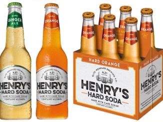 henrys hard soda