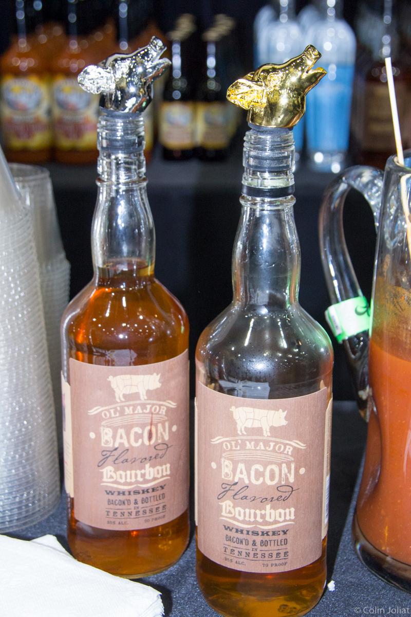 Ol' Major Bacon Bourbon