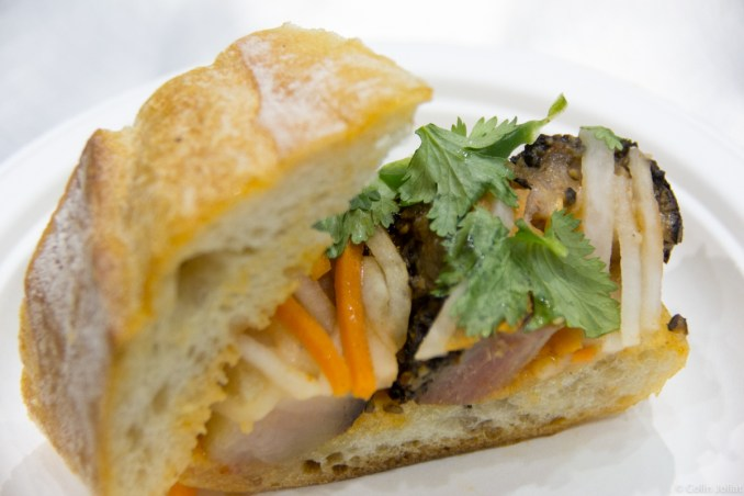 Bottlefork - Bacon Banh Mi!