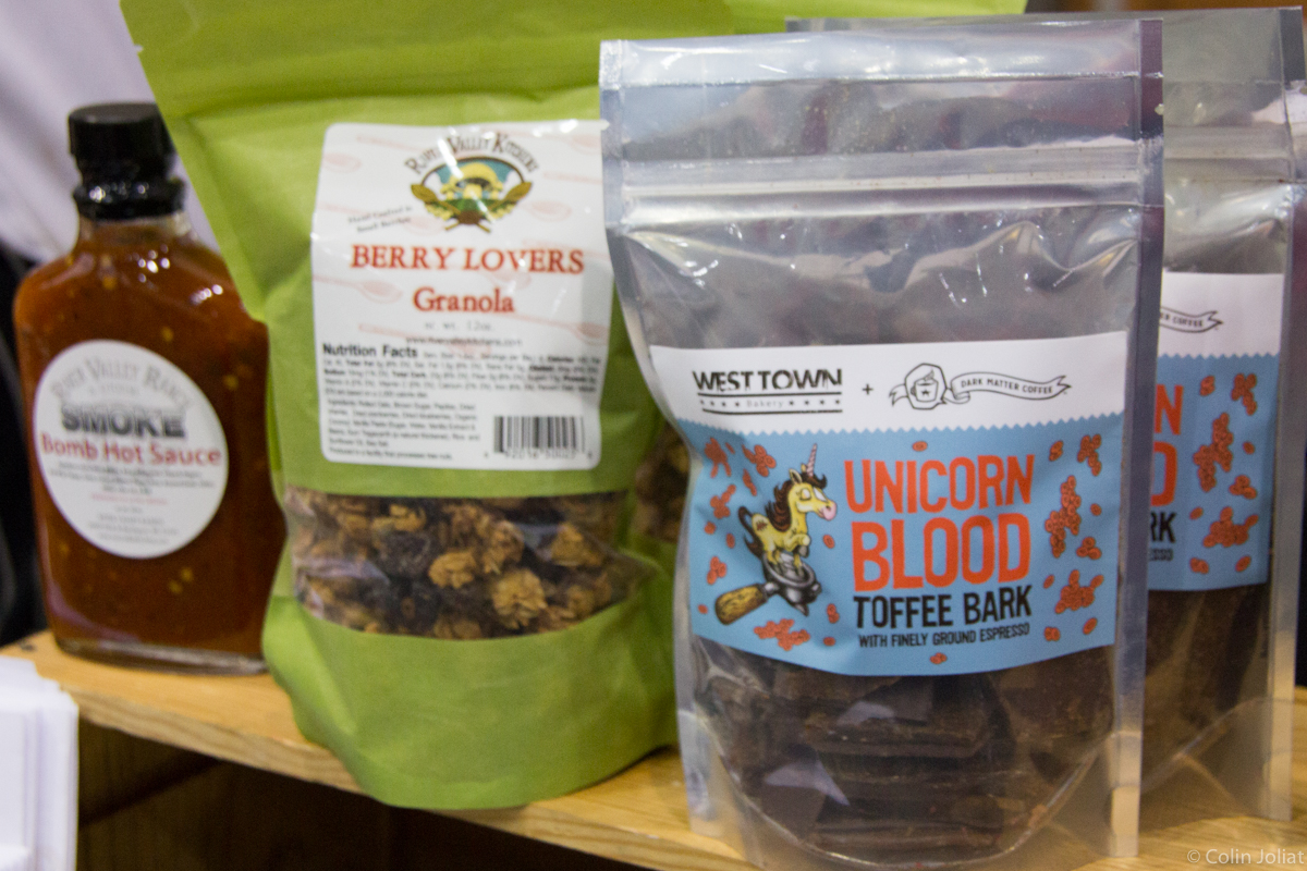 River Valley Farmers – Unicorn Blood Toffee Bark