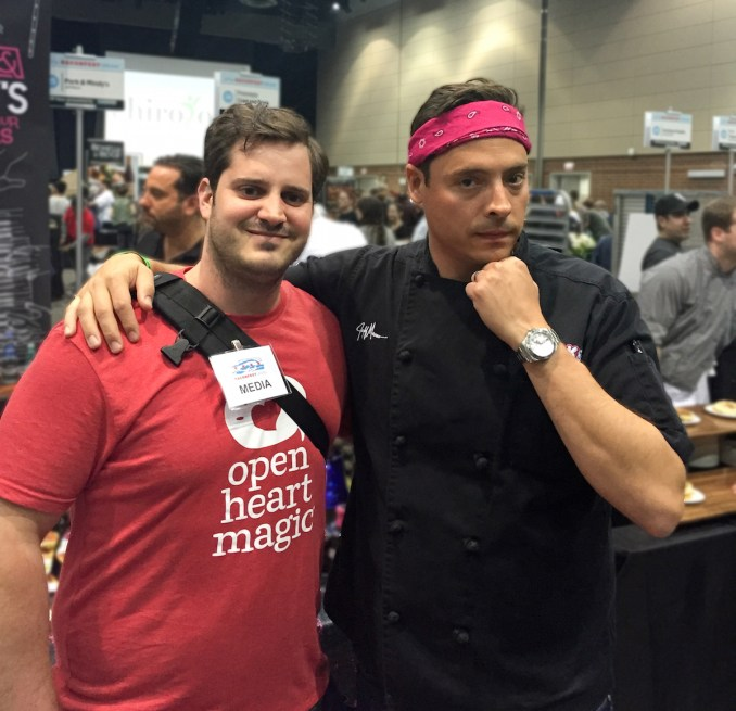 Sandwich King Jeff Mauro