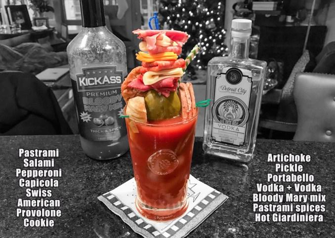 Bloody Mary Garnish