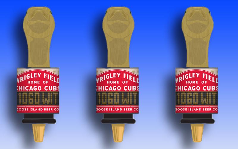 Wrigley Field beer – Goose Island 1060 Wit