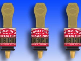 Wrigley Field beer - Goose Island 1060 Wit
