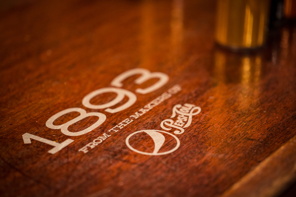 1893 Pepsi Cocktail Bar