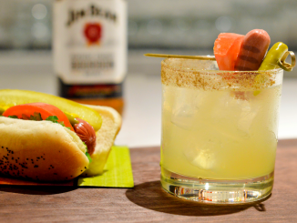 hot dog infused whiskey