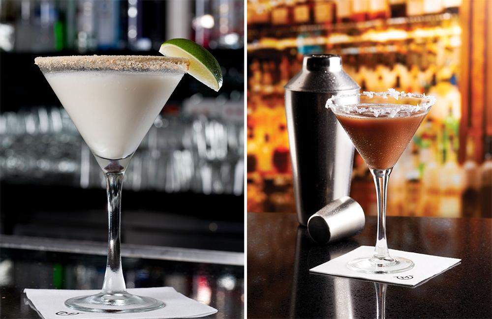 mastros unique martinis