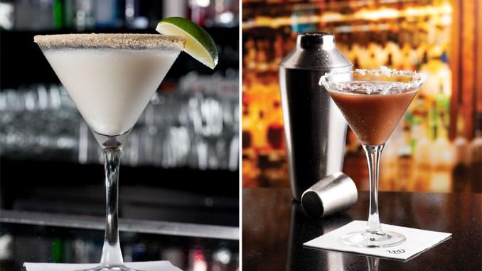 unique martinis