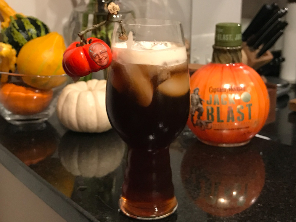 Pumpkin Spice Cocktail Steve Dahl
