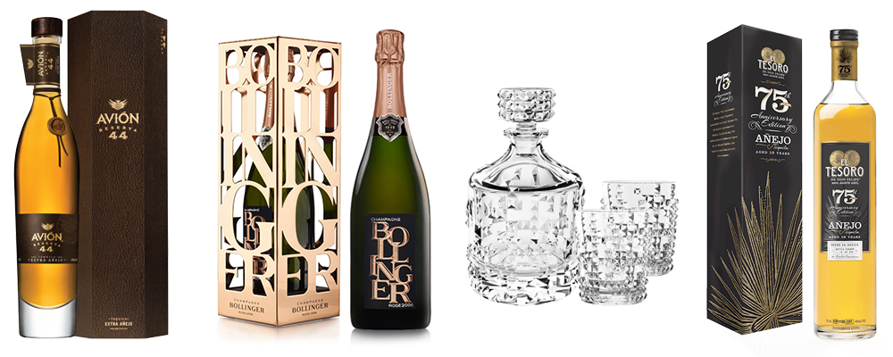 booze holiday gifts
