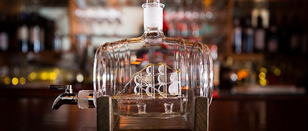 Unique Whiskey Decanters