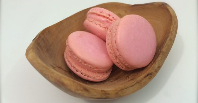 Macarons: You CAN use store-bought egg whites!