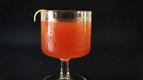 The Green Deacon Cocktail