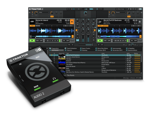 small resolution of  native instruments traktor audio 2 mk2