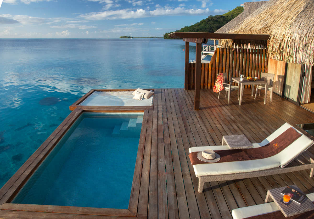 Hilton Bora Bora Nui Resort and Spa  BoraBoraislandcom