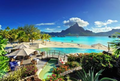 Ultimate All Inclusive Retreat at Le Meridien Bora Bora ...