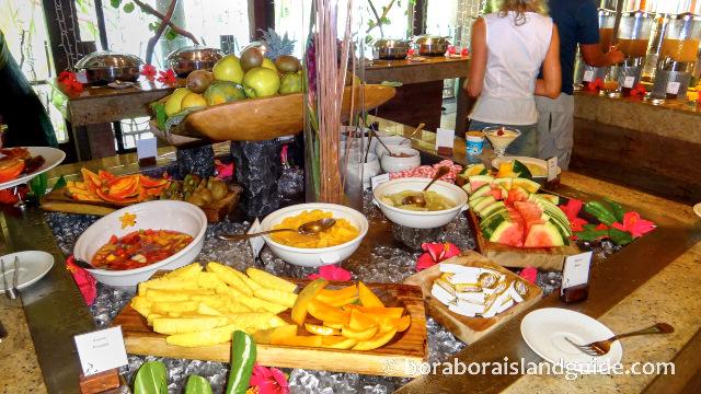 Cost Travel Bora Bora