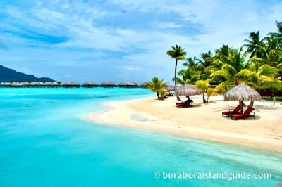 Best Bora Bora Beaches: