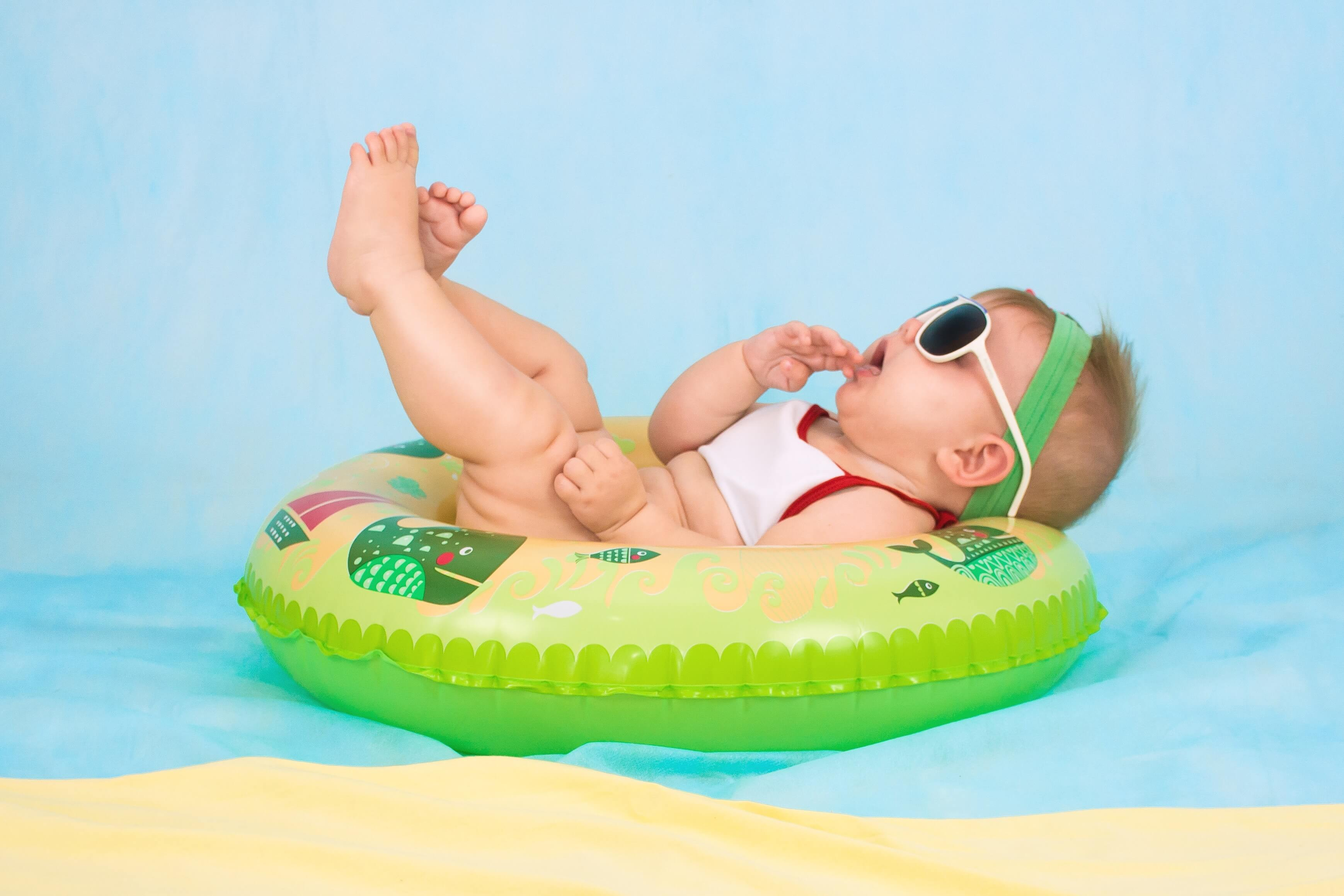 Tips For Bringing Baby On Your Beach Vacation