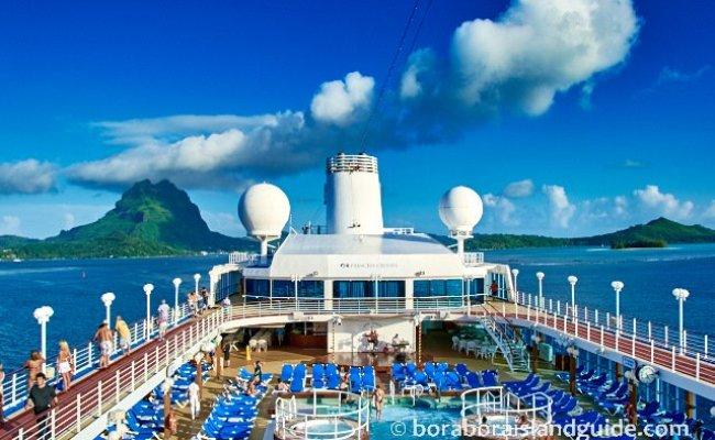 Tahiti Cruises Tahiti Cruise Ships Give The Best All