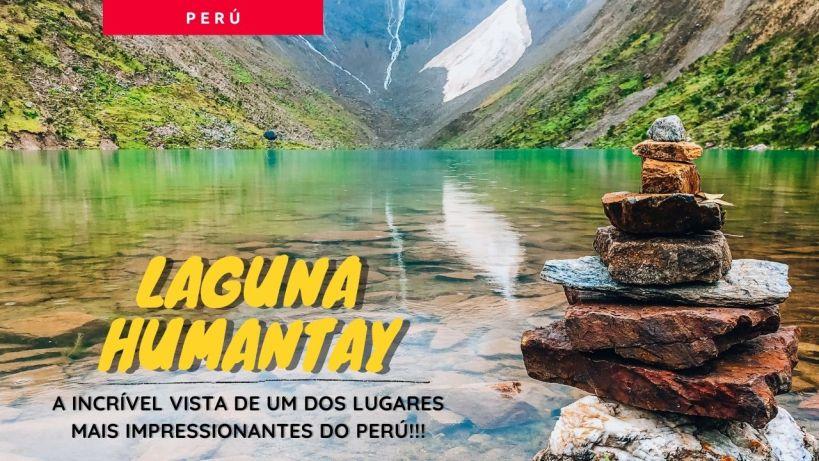 LAGUNA HUMANTAY: UM DOS LUGARES + IMPRESSIONANTES DO PERÚ