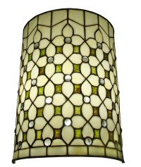 Modern Tiffany Style Wall Sconce Lamp