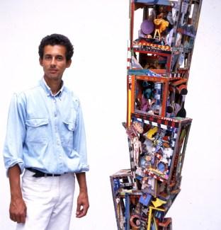 A.Borai - Weltraumtrümmer 1997
