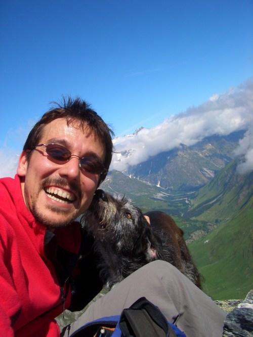 2007-06-23 Gran San Bernardo - Mont Fouchon (7)