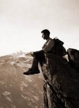 Sandro Delmastro a Rocca Sella