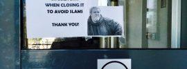 Cose che vedi al CERN: Hodor