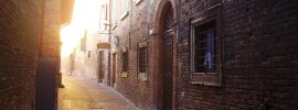 L'ultima estate. Umbria, giovedì 18 agosto 1994