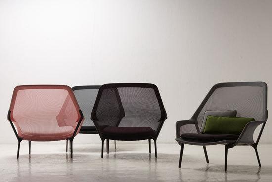 Slow Chair & Ottoman 4