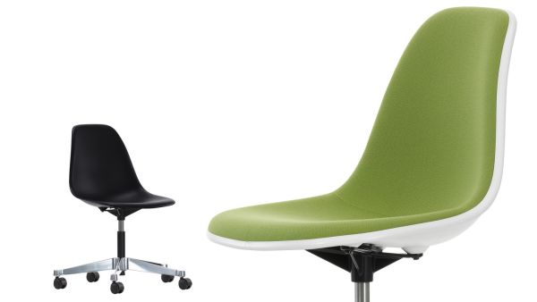 Eames Plastic Chair PSCC 1