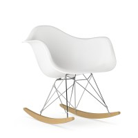 Eames Plastic Armchair  RAR  bord  design