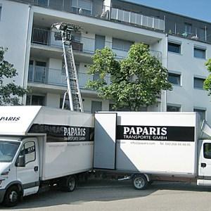 Lieferungen & Montagen – Paparis GmbH